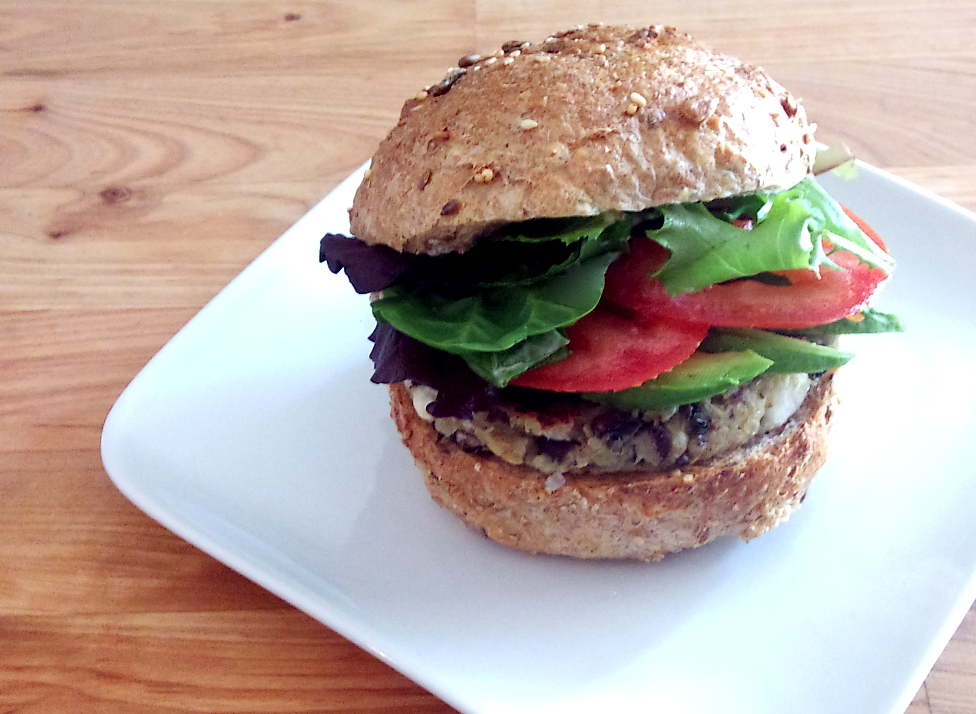 Sweet potato, quinoa and black bean burgers | DINUTRITION
